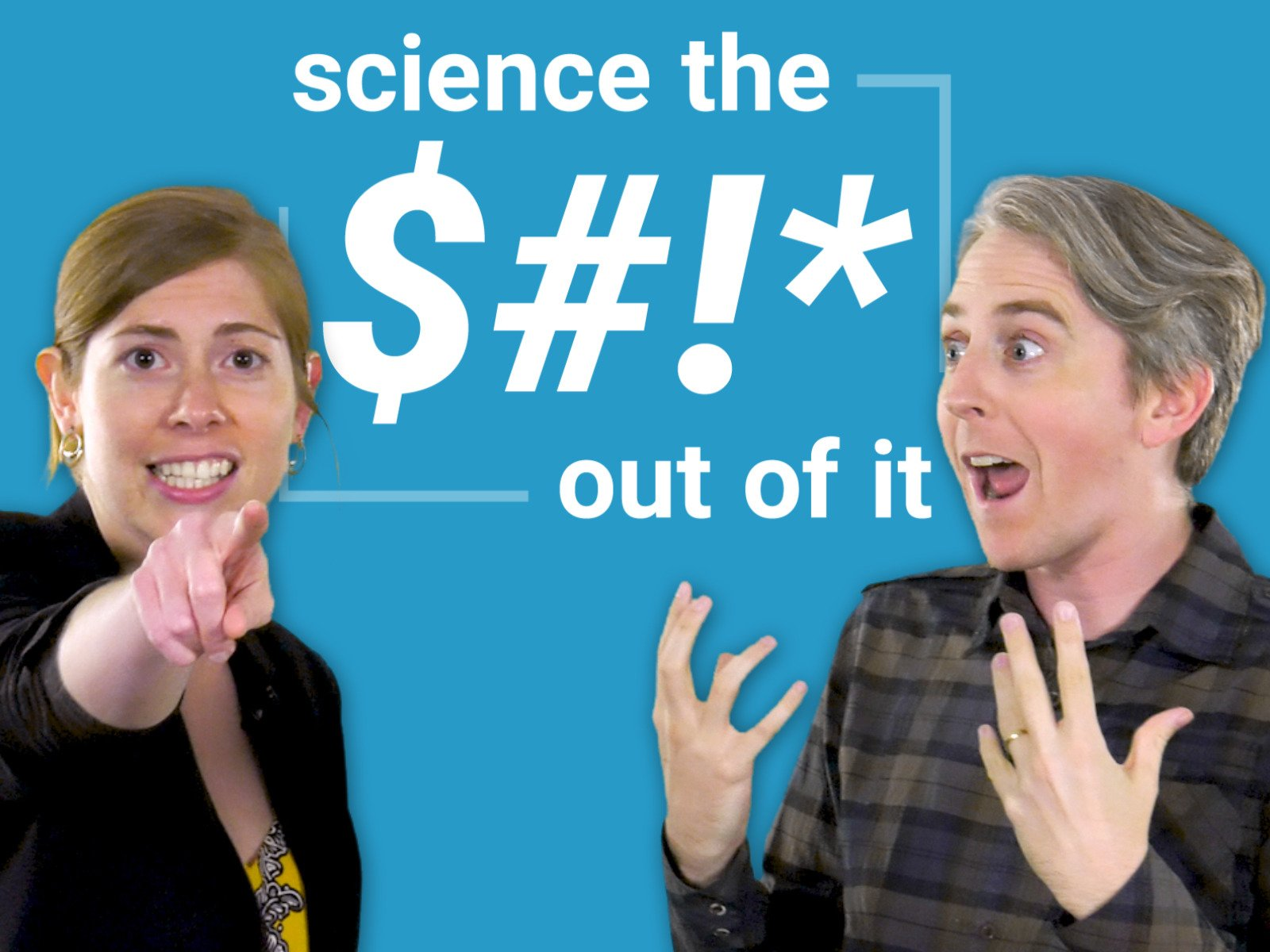 Science the $#!* Out of It on Amazon Prime Instant Video UK
