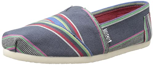 Cool Skechers WoBobs Surfy Ballet Flat For Women Discount Sale
