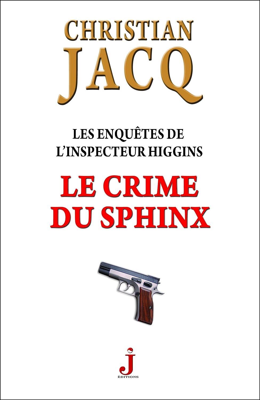Le Crime du Sphinx - Inspecteur Higgins