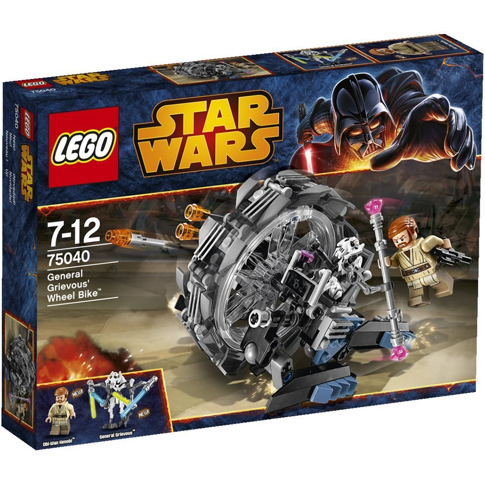 LEGO 75040 - Star Wars General Grievous