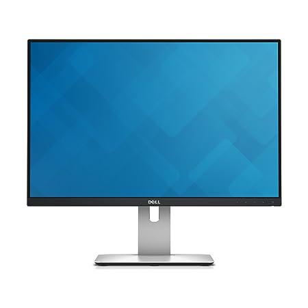 """860-BBEW - TFT U2415 24IN 16:9 IPS 61.214 cm (24.1 """") (1920 x 1200) 16:10, 6ms, 1000:1, LED, 300 cd/m2, 178°/178°, 16.7m, Mini DisplayPort, DisplayPort, HDMI, USB 3.0, 3.5mm, 4.2kg"""