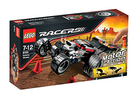 LEGO - 8164 - Jeu de construction - Racers - Extreme Wheelie