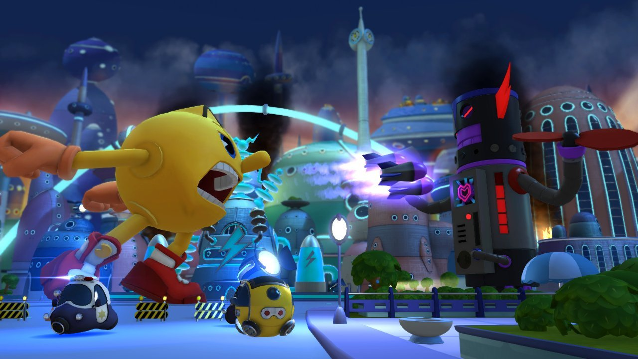 Pac-Man And The Ghostly Adventures 2 Multilenguaje ESPAÑOL XBOX 360 (Region FREE) (iND) 3