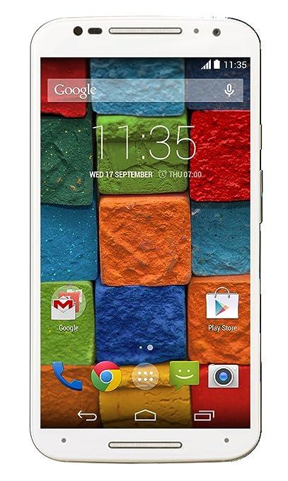 Motorola Moto X (2e génération) Smartphone débloqué (Ecran: 5.2 pouces)  (import Italie)