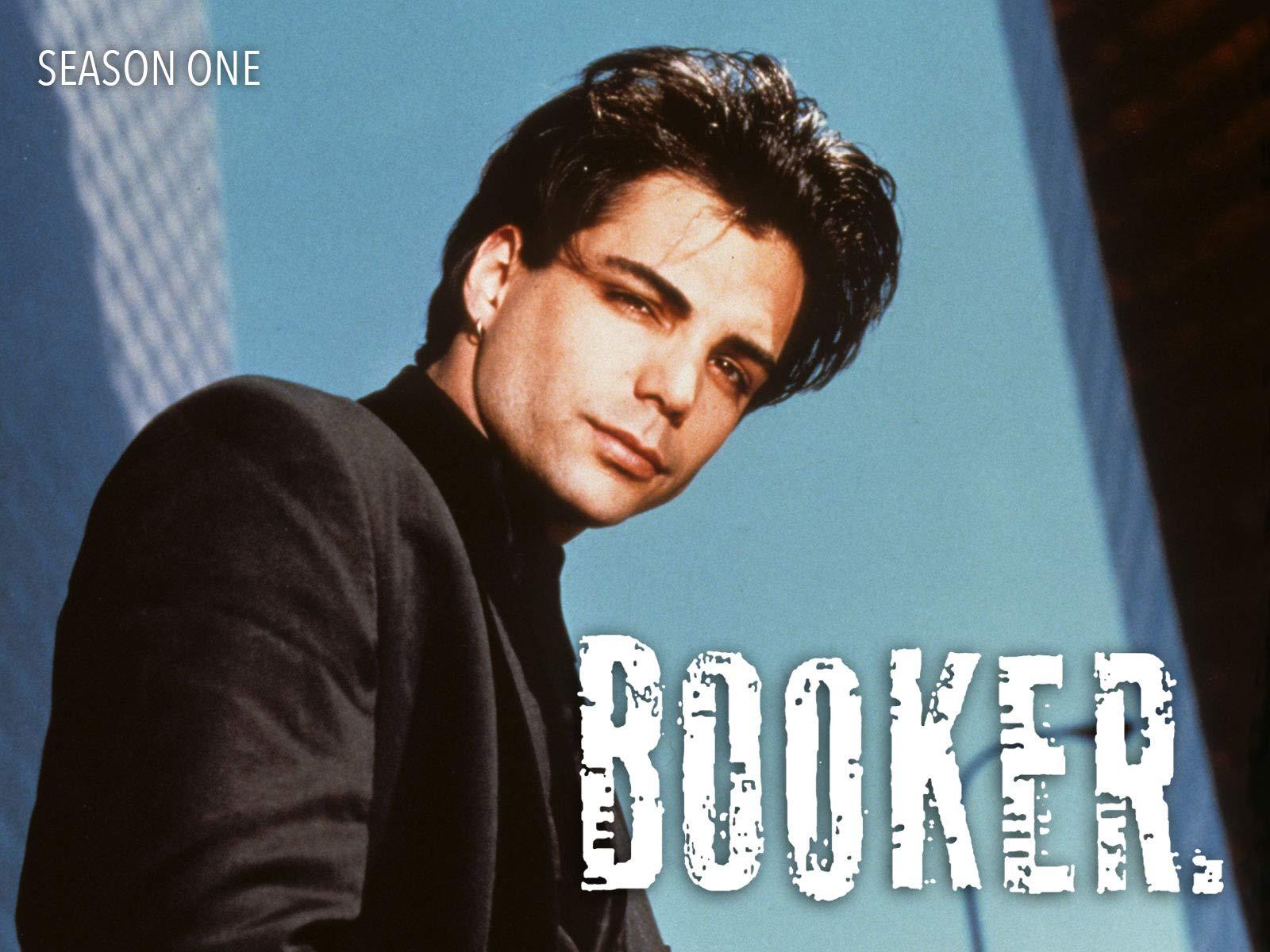 Booker on Amazon Prime Instant Video UK