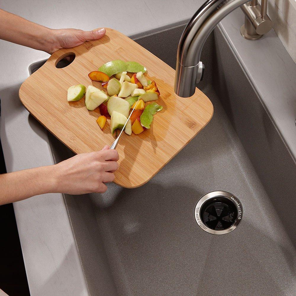 InSinkErator Badger 1 Garbage Disposal, 1/3 HP Food Waste Disposal Unit
