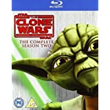 Star Wars: The Clone Wars - The Complete Season Two [Blu-ray]
