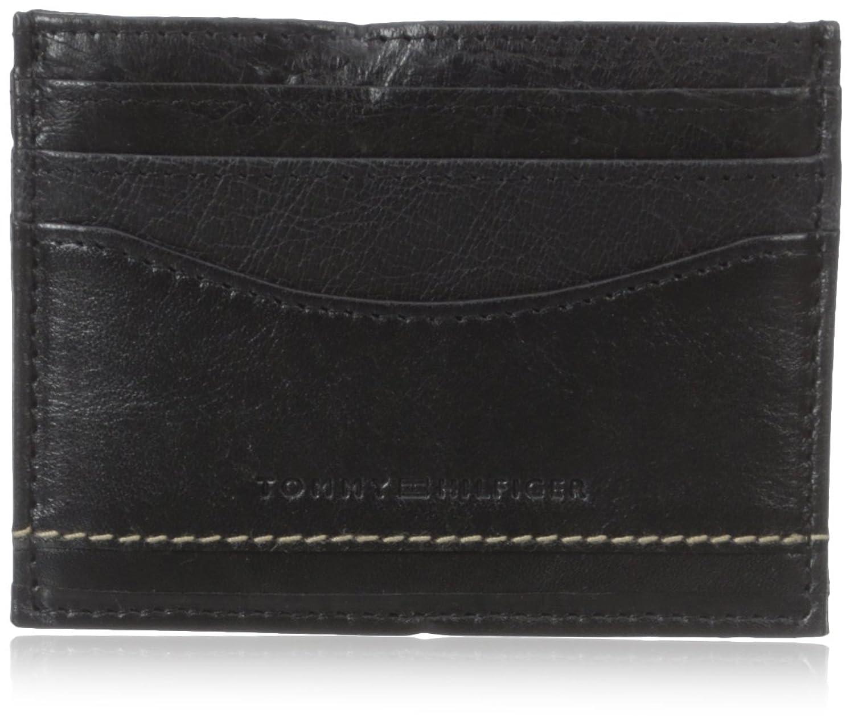 Tommy Hilfiger Men's Marvin Card Case