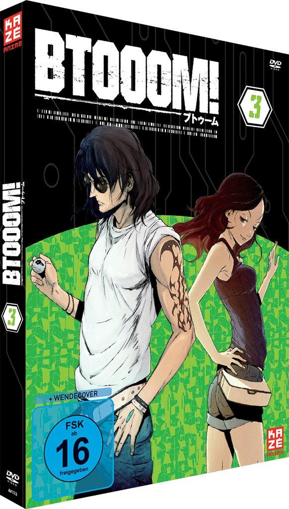 BTOOOM! - Volume 3
