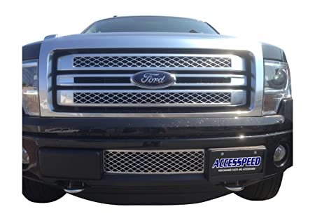 2011 Ford F150 Black Grill Ford F150 Grille Oem Style