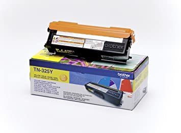 Brother DCP-9055 CDN (TN-325 Y) - original - Toner yellow - 3.500 Pages