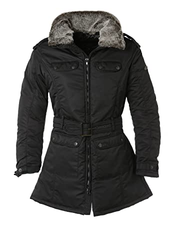 Scotland 140009-nr-xl Veste Scooter / Moto Valencia Plus, Noir