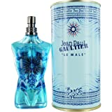 Jean paul GAULTIER Le Male Cologne Spray, 4.2 Ounce