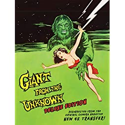 Giant From The Unknown (1958) [New 4k Restored Version]