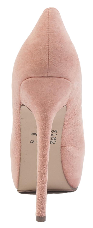 Breckelles Marisa-24 Platform Pumps-Shoes: Pumps Shoes