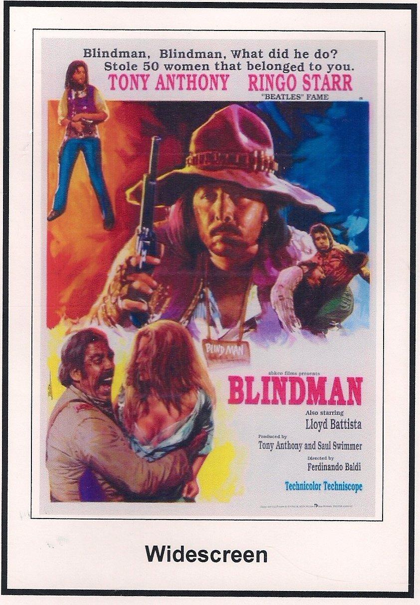 Blindman Film Poster