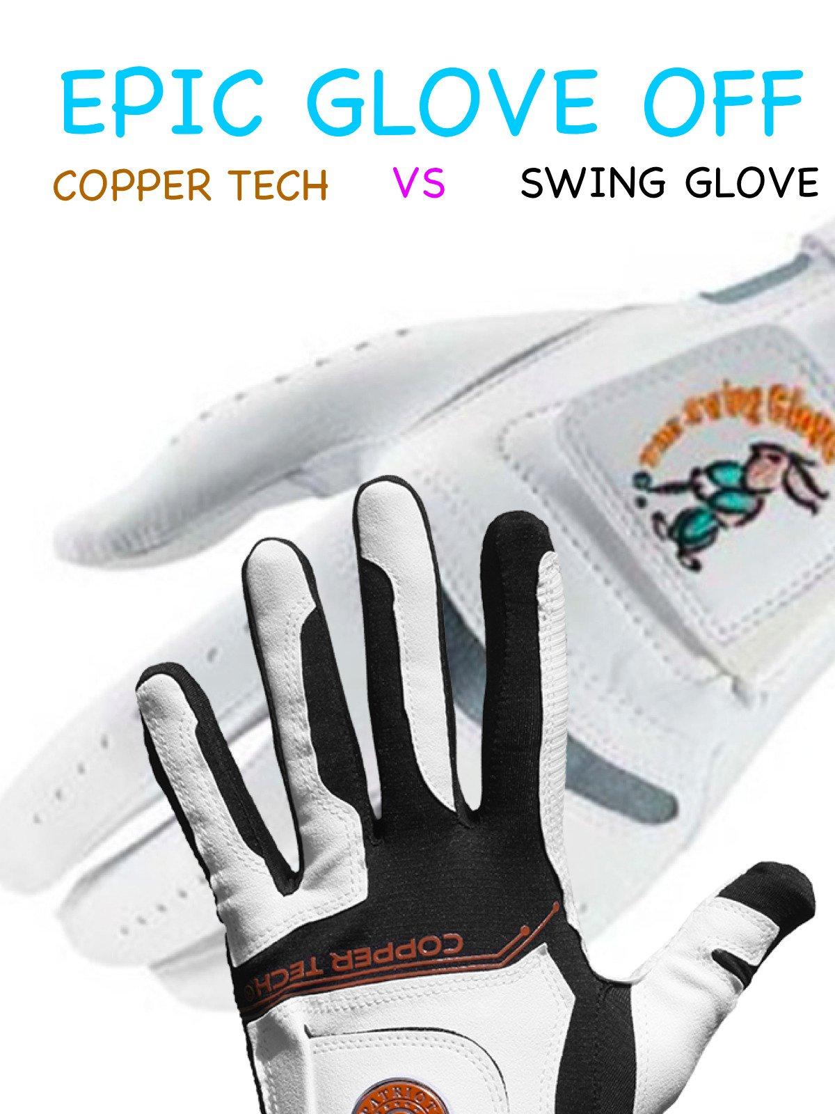 Review: Epic Glove Off: Copper Tech vs Swing Glove