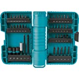 Makita A-98332 40 Pc Impactx Driver Bit Set (Color: teal, Tamaño: 40-Pc)