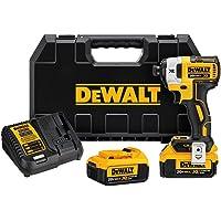 DEWALT DCF887M2 20V MAX Li-Ion 4.0 Ah Brushless 0.25