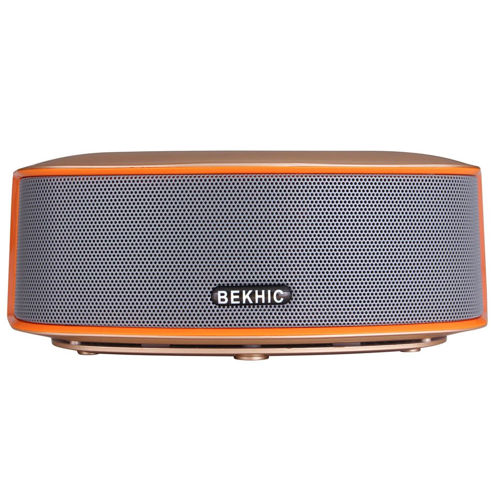 Bluetooth Speakers, Bekhic 3D-GS HIFI Portable Wireless Bluetooth Speaker