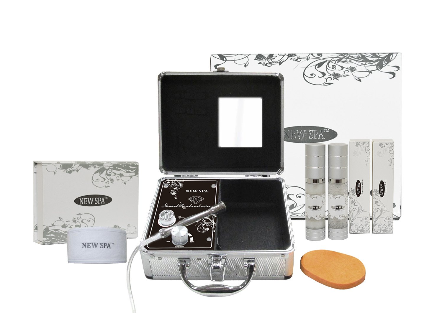 microdermabrasion at home machine