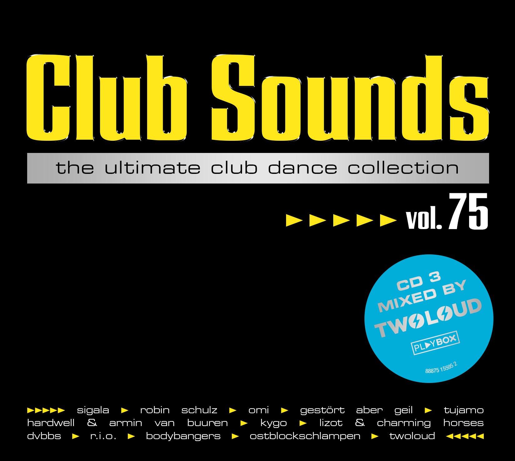 VA-Club Sounds Vol.75-3CD-2015-VOiCE Download