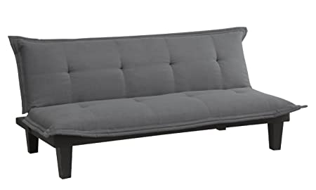 DHP Lodge Futon, Charcoal