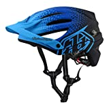 Troy Lee Designs 2018 A2 MIPS Starburst Bicycle Helmet-Ocean-M/L (Color: Starburst Ocean, Tamaño: M-L)