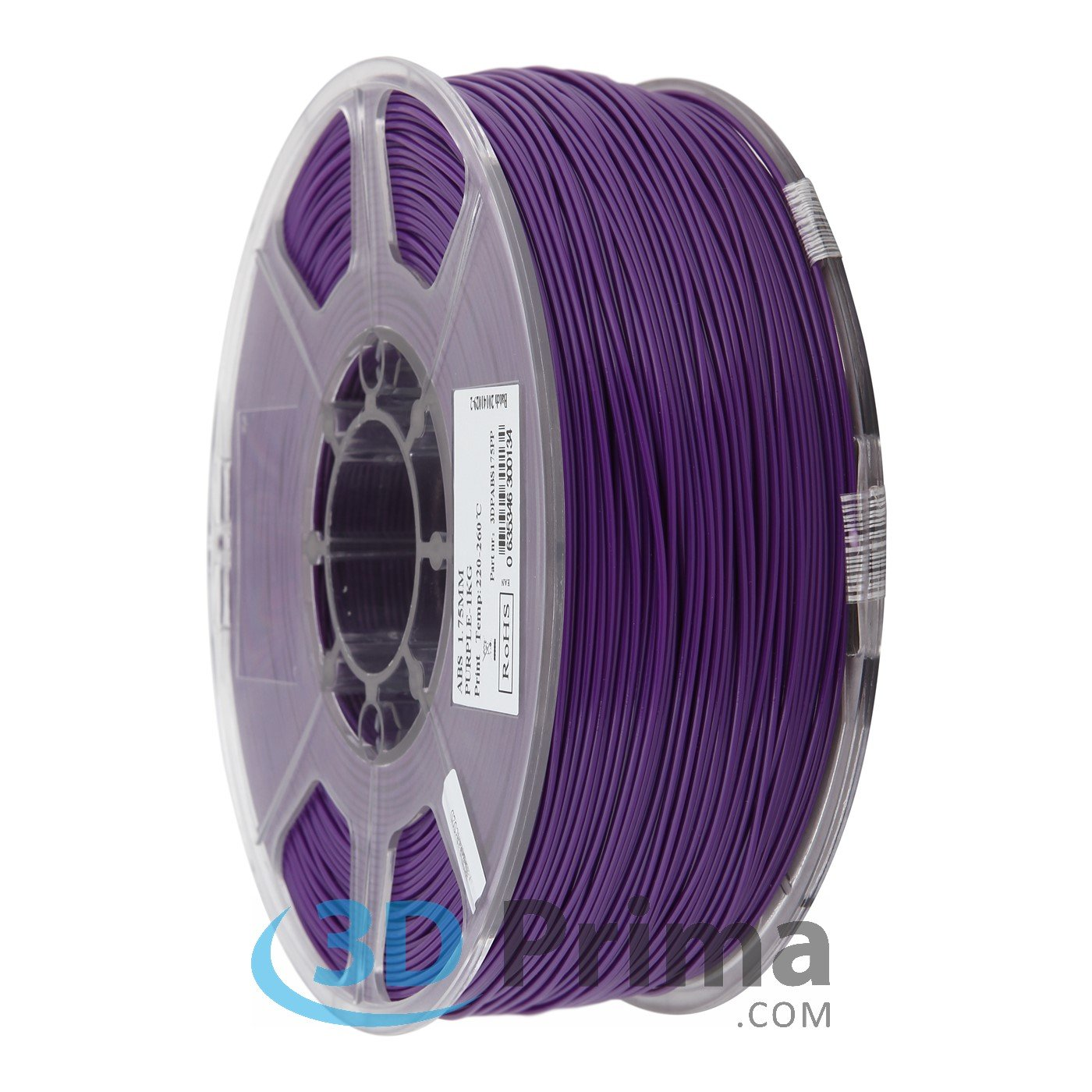 PrimaABS ABS Filament lila