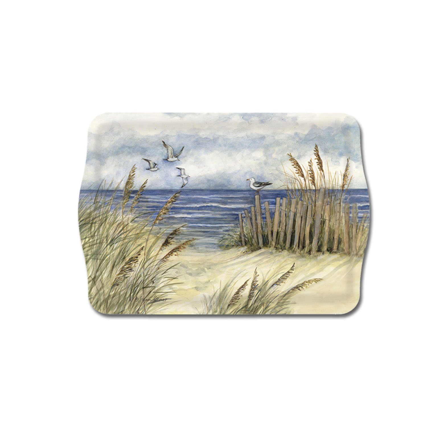 Keller-Charles By the Sea Small Tray keller