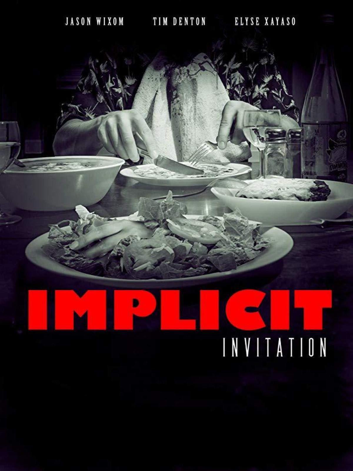 Implicit Invitation on Amazon Prime Video UK