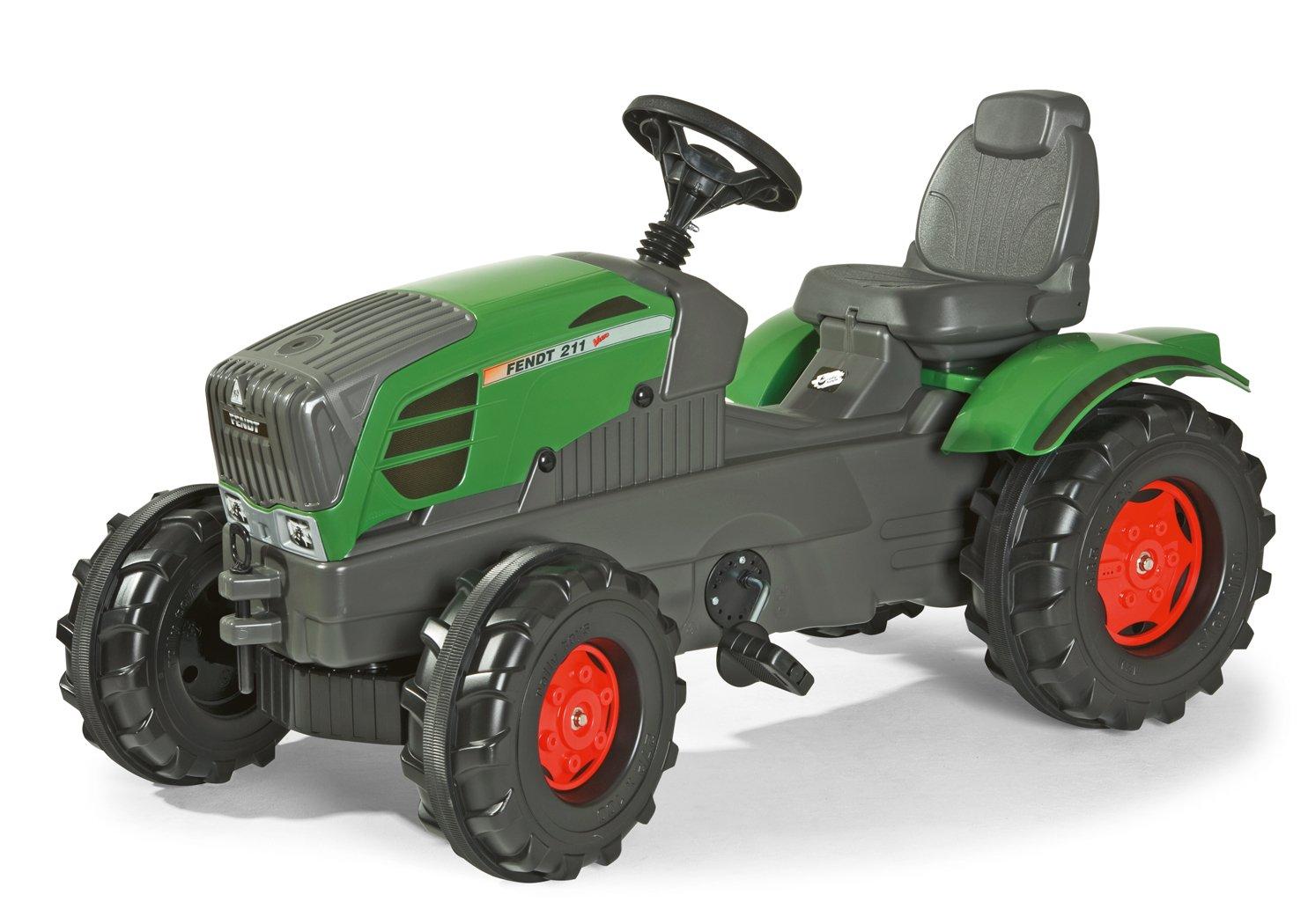 Rolly Toys 601028  Traktor rollyFarmtrac Fendt 211 Vario  SpielzeugKritiken und weitere Infos