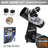 Celestron Firstscope Signature Series R.Reeves Limited Edition Apollo 11 50Th Anniversary Bundle