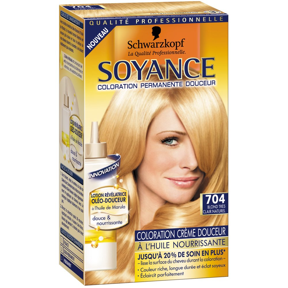 coloration schwarzkopf soyance - Prix Coloration Schwarzkopf