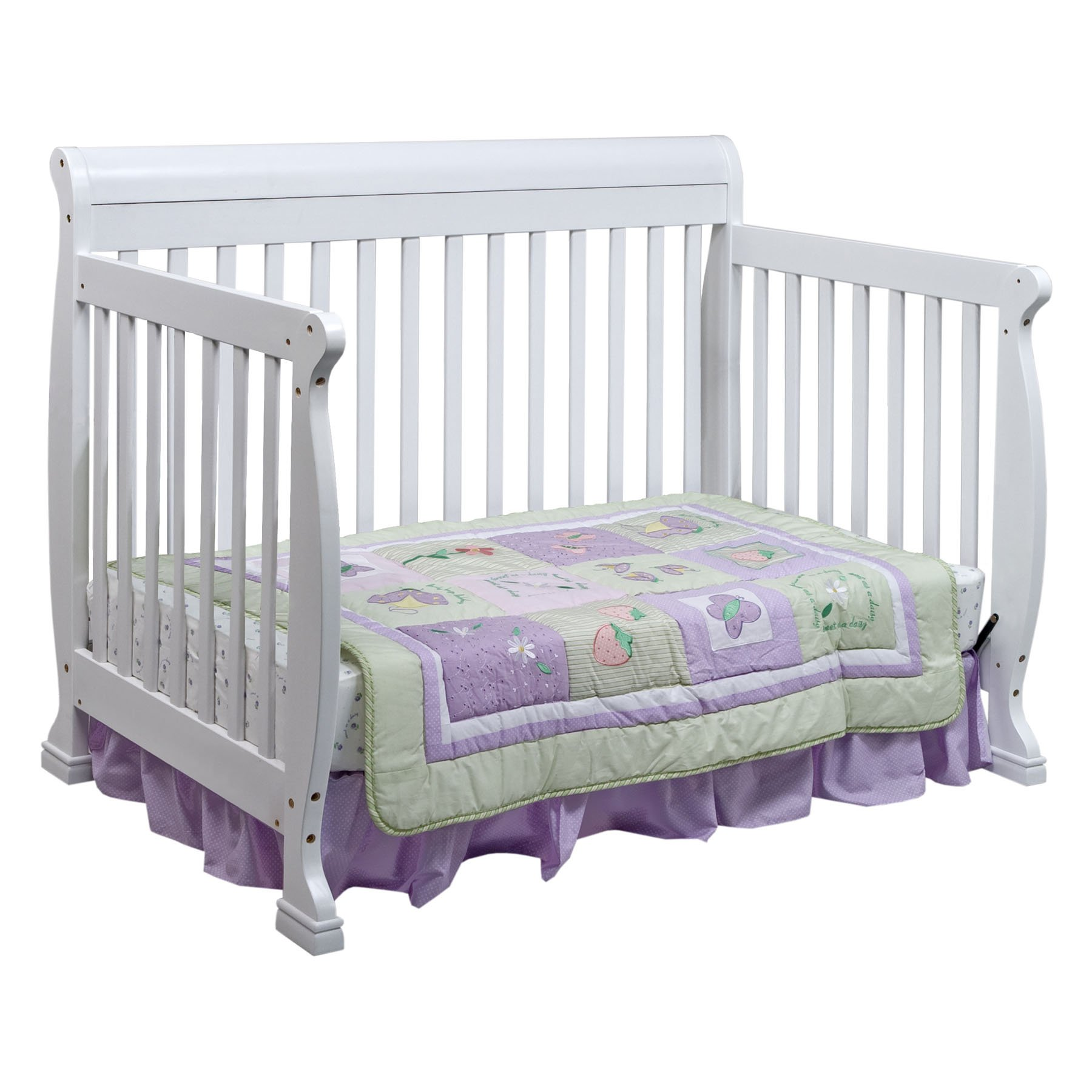 baby girls crib bedding sets