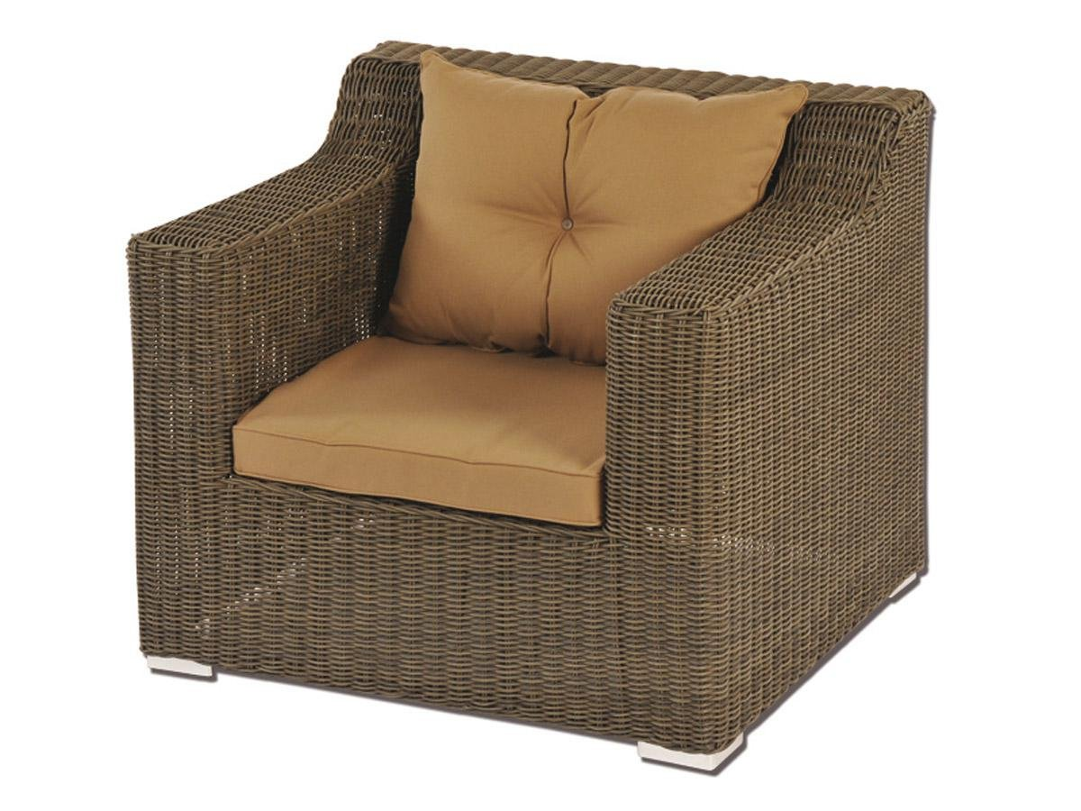aniba Design Sessel inkl. Polster Laguna aus Polyrattan günstig online kaufen