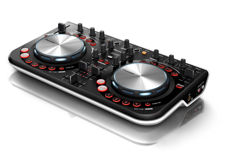 Máy DJ - Pioneer DDJ Series DDJ-WeGO BLK Digital DJ Controller. Mua hàng Mỹ tại
