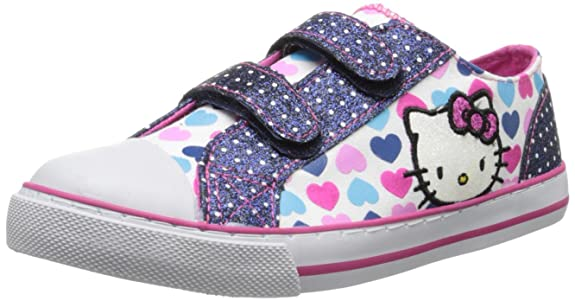 Hello Kitty Poppy Velcro Sneaker