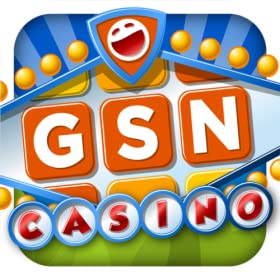 GSN Casino - Wheel of Fortune Slots, Ghostbusters Slots, Deal or No Deal Slots, Diamond Royale High Roller Slots, Video Bingo, Video Poker and more!
