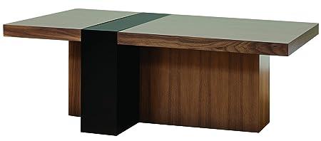 Martin Furniture Contemporary Stratus Coffee Table, Brown