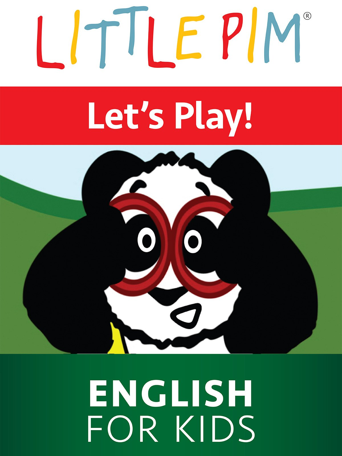 Little Pim: Let's Play! - English for Kids on Amazon Prime Instant Video UK