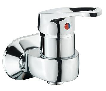 Dusche Warnen Cornat Wasserhahn Brause-einhebelmischer Tratto 2 Griff Bad Armaturen Verchromt Bad & Küche
