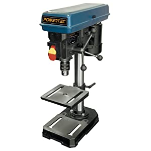 POWERTEC DP801 Baby Drill Press, 5-Speed