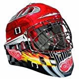 NHL Detroit Red Wings SX Comp GFM 100 Goalie Face Mask at Amazon.com