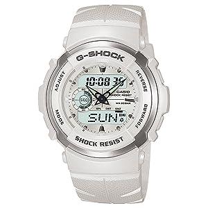 [カシオ]CASIO 腕時計 G-SHOCK ジーショック STANDARD G-SPIKE G-300LV-7AJF メンズ
