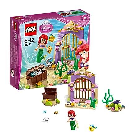 Lego - A1401528 - Les Trésors Secrets D'ariel - Princesses