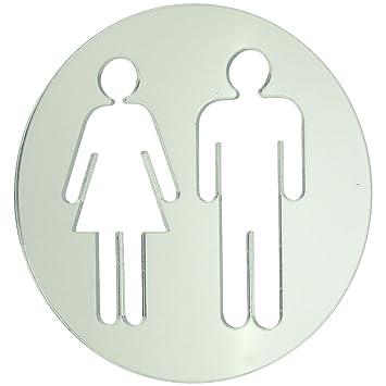 The olivia collection uomo donna toilet wc specchio del - Piane del bagno ...