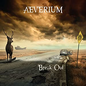 Aeverium - Break Out (2015) [Deluxe Edition]