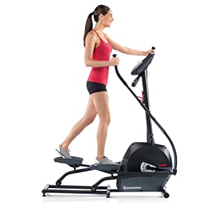 schwinn a40 elliptical machine under $500 review