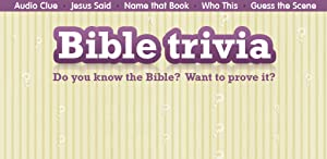#1 Christian Bible game to help with Bible study and grow your faith with God. Jesus is calling. Great for families and kids, and just in time for Easter. from Digital Possum